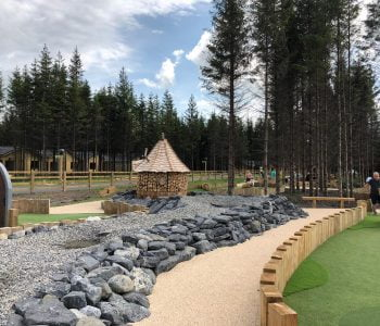 Adventure Golf At Center Parcs