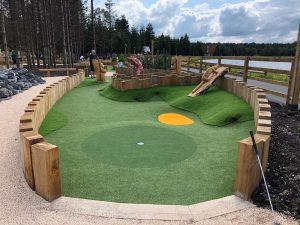 Adventure Golf Course
